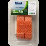 Pavé de saumon BIO x 2