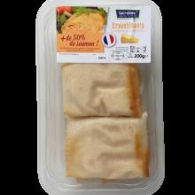 Croustillant Saumon fromage