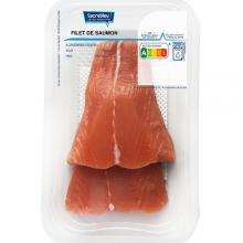 Filet de saumon x 2